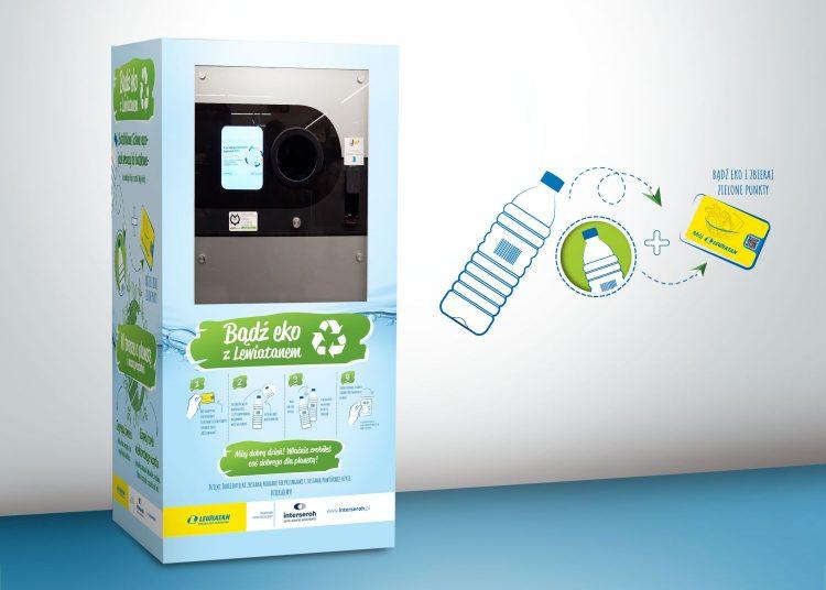 Lewiatan urządzenie do recyklingu
