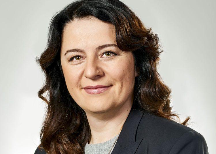 Bożena Gierszewska, Central Europe Asset Management Director