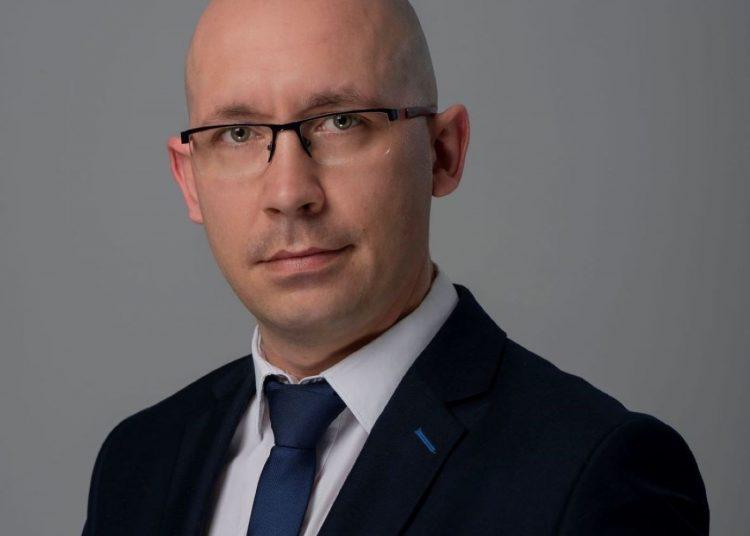 Łukasz Kobierzyński, Dyrektor Rozwoju Usług Czystości w Seris Konsalnet Cleaning     Fot. Materiały prasowe