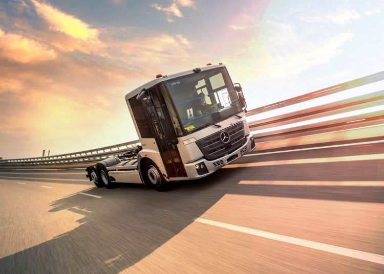 Fot. Materiały prasowe Mercedes-Benz
