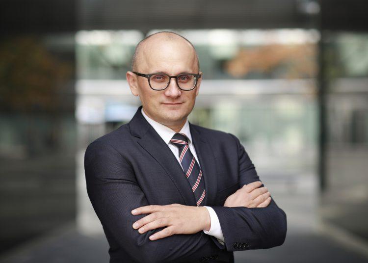 Mariusz Mroczek, dyrektor w dziale Corporate Finance w Colliers.  Fot. Materiały prasowe