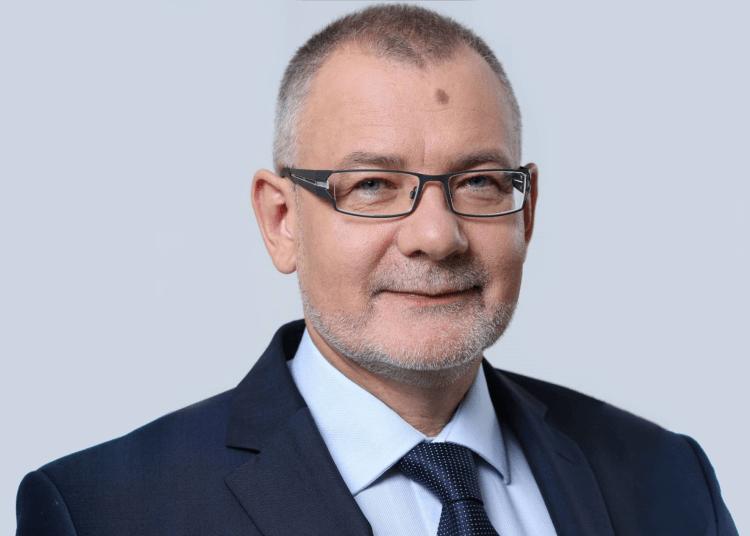 Cezary Godziuk, prezes zarządu LOTOS Asfalt    Fot. Materiały prasowe