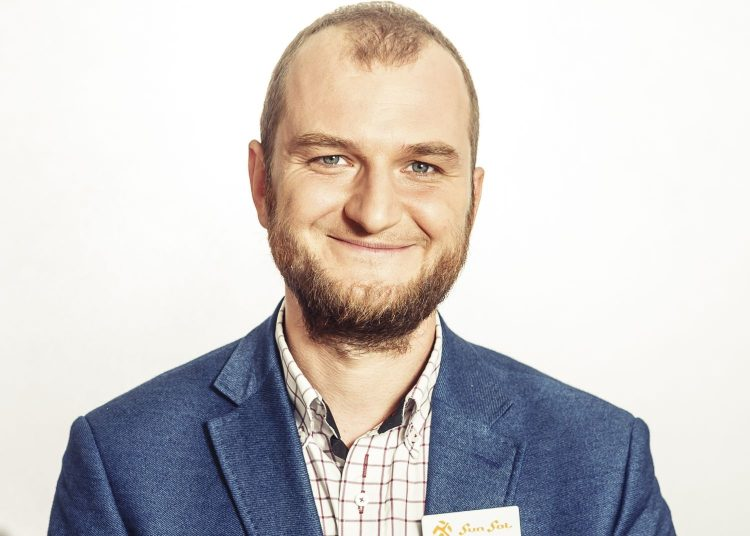 Michał Kitkowski, prezes SunSol      Fot. Materiały prasowe