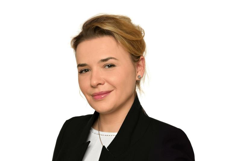 Agnieszka Brzóska, dyrektor Fundacji Sue Ryder