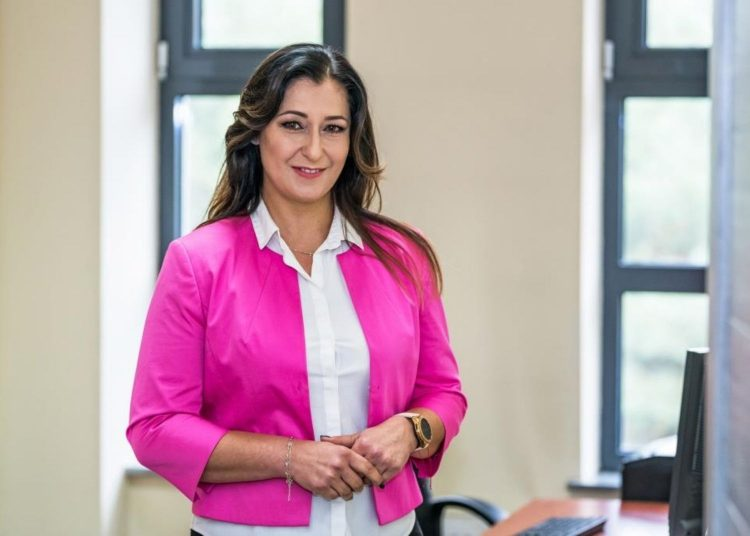 Agnieszka Rembisz, Business Development Director w HPP TradeBridge       Fot. materiały prasowe