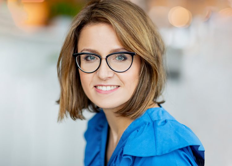 Dorota Jankowska-Tomków – dyrektor ds. zakupów i zrównoważonego rozwoju LPP