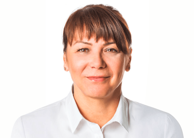 Dorota Patejko, dyrektor Komunikacji i CSR w Auchan Retail Polska