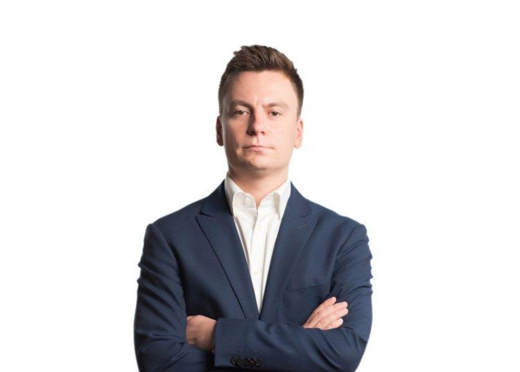 Paweł Szewczyk, wiceprezes zarządu merce.com Fot. Materiały prasowe