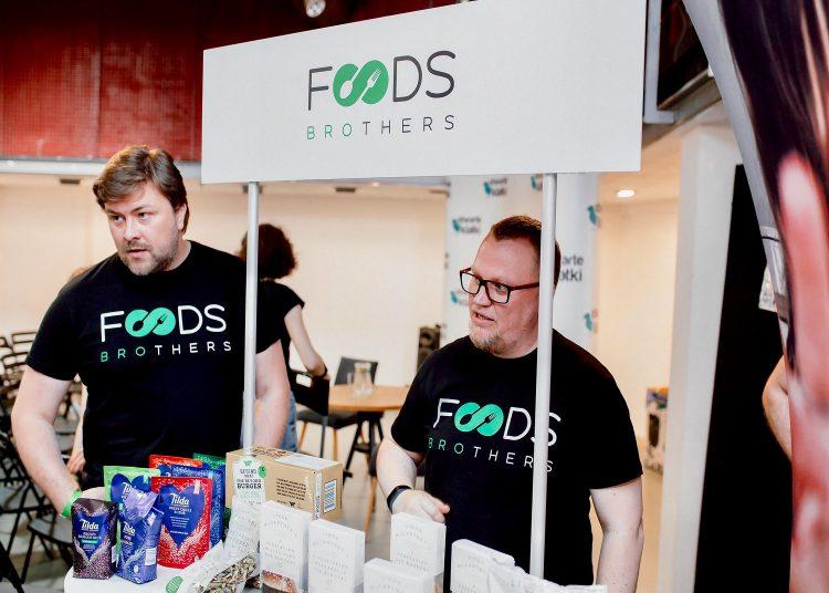 Stan McGowan i Andrzej Kołosowski, założyciele Foods Brothers  Fot. Materiały prasowe