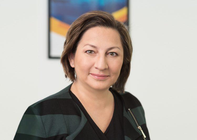 Katarzyna Zubrzycka, Dyrektorka Działu Detalistów i Agentów Rozliczeniowych w regionie Europy Środkowo-Wschodniej, Visa     Fot. Materiały prasowe